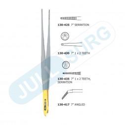Buy Cushing Forceps Semi Sharp Dissecting End Gutsch Handle