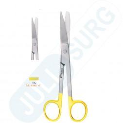 """Buy Dressing Scissors Straight (sharp X Blunt) 6""""  (tungsten Carbide)"""