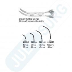 Buy Glover Bulldog Clamp Curved Pressure Adjustable