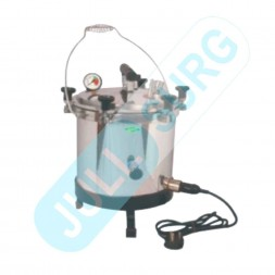 """Buy Portable Single Drum Autoclave Stainless Steel Heavy Duty 12"""" X 12"""""""