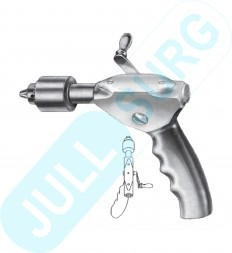 Buy Hand Drill For Twist Drills Up To Ø7mm, For Wires Up To Ø4mm