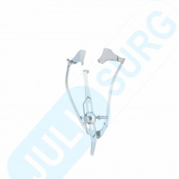 Buy Guyton-park (eye Speculum With Suture Post And Canthus Bar, 14mm Blades, Spread 38mm, Solid Blades)
