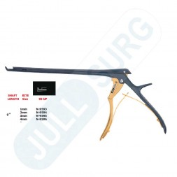 Buy 90 Up - 9'' Hygienic Lumbar And Cervical Kerrison Laminectomy Rongeurs